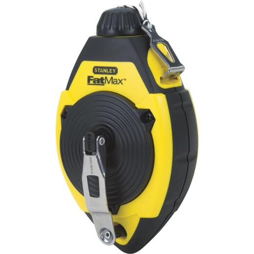 Stanley FatMax 100 Ft. Chalk Line Reel