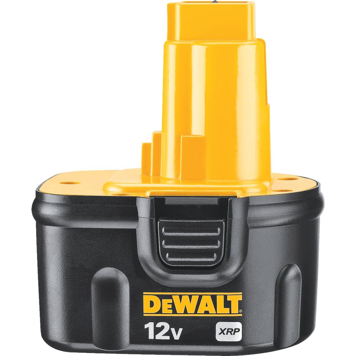 DeWalt 12 Volt XRP Nickel-Cadmium 2.4 Ah Tool Battery Image 1