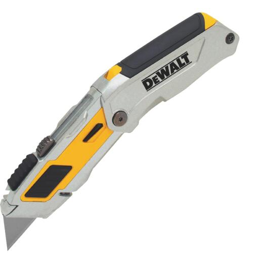 DeWalt Premium Folding Retractable Utility Knife