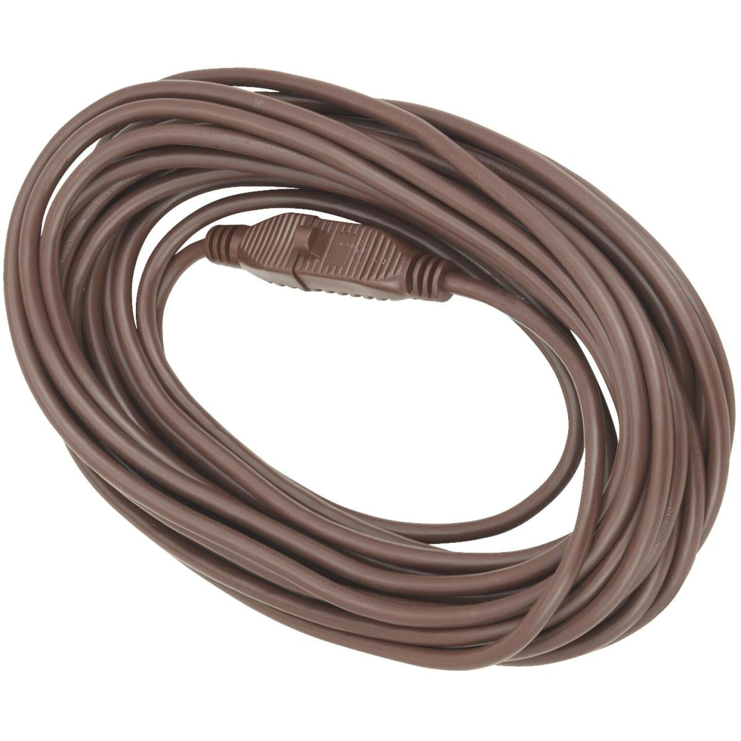 Do it 40 Ft. 16/3 Medium-Duty Brown Patio Extension Cord Image 1