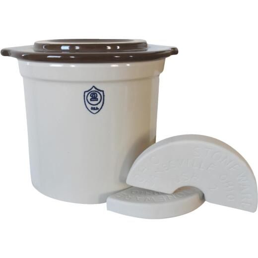 Ohio Stoneware 3-Piece Crock Kit
