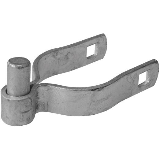 Midwest Air Tech 2-3/8 in. x 5/8 in. Steel Chain Link Gate Hinge Clamp