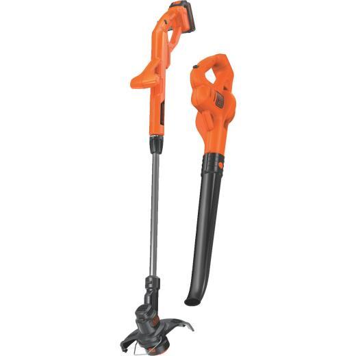 Trimmer & Sweeper Combo Kit