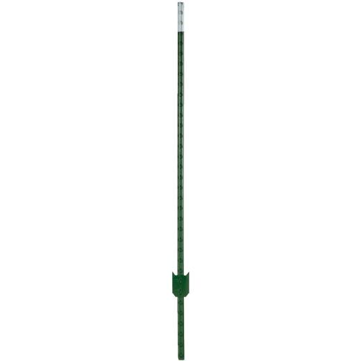 W. Silver 5-1/2 Ft. Steel 1.25 Lb/Ft. Fence T-Post