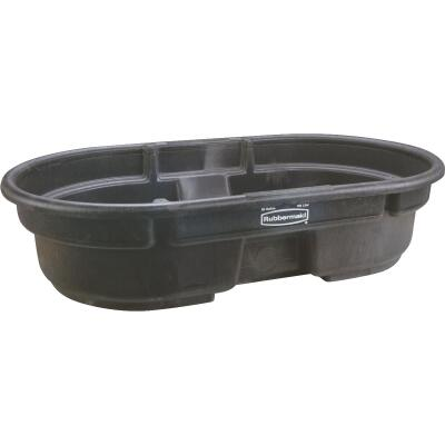 Rubbermaid 50 Gal. Plastic Stock Tank