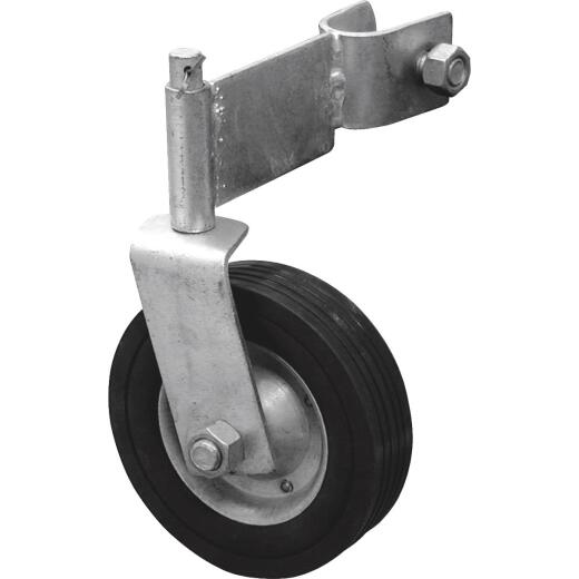 Midwest Air Tech Swivel 6 In. Steel Gate Wheel