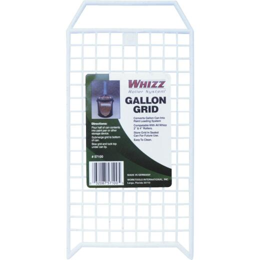 Whizz Roller System Gallon Poly Paint Roller Grid
