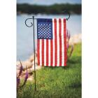 Valley Forge 1 Ft. x 1.5 Ft. Cotton Garden American Flag Image 5